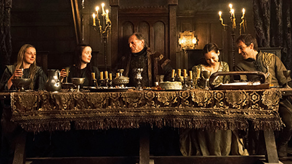Experience The Gift Of Feasting In Game Thrones