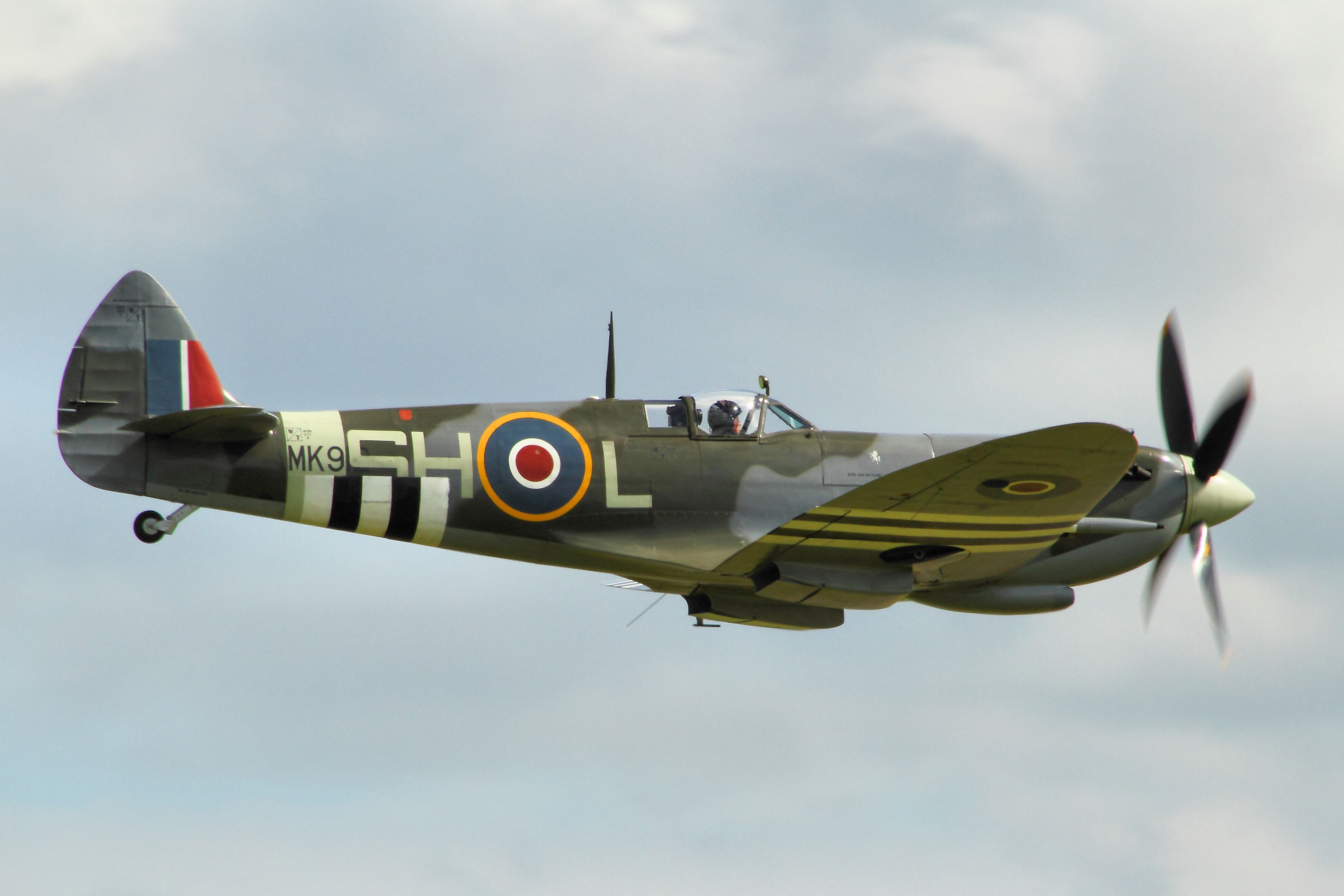 Exclusive Two Seater Spitfire Flights To Take Off In Early