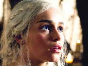 Game of Thrones' Khaleesi is 500-1