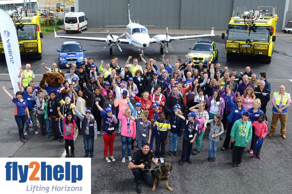 fly2help airsmiles project
