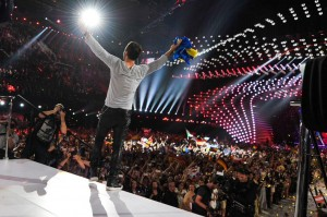 Sweden wins the 2015 Eurovision Song Competition
