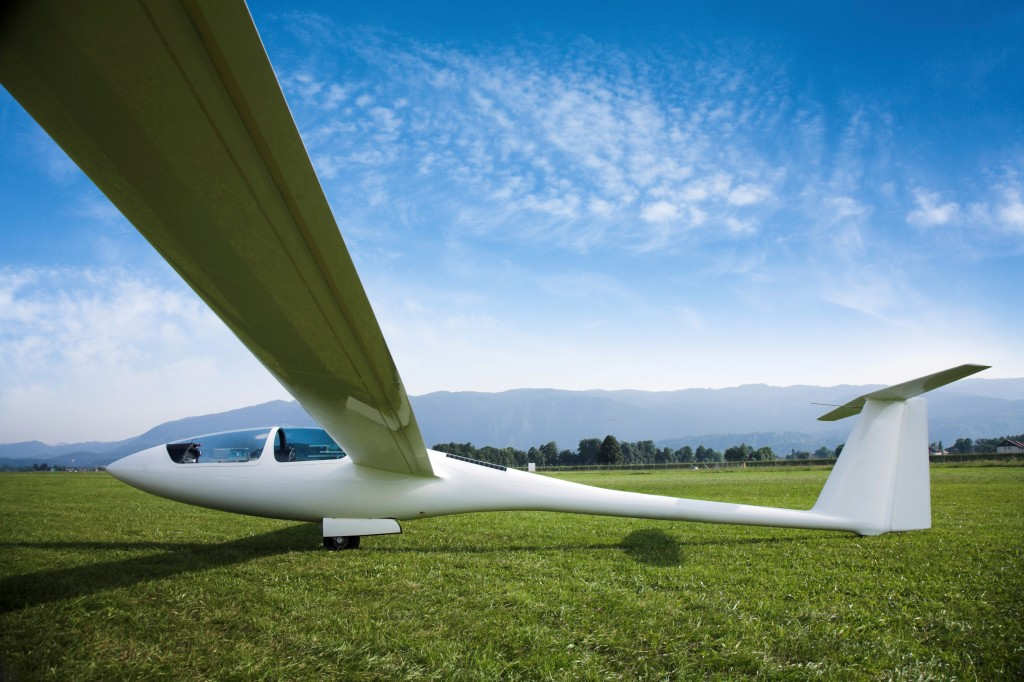 learning to fly in a glider