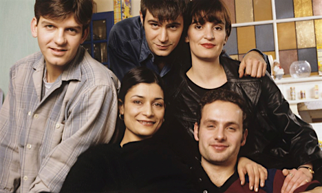 This Life the BBC's seminal show of the 90s