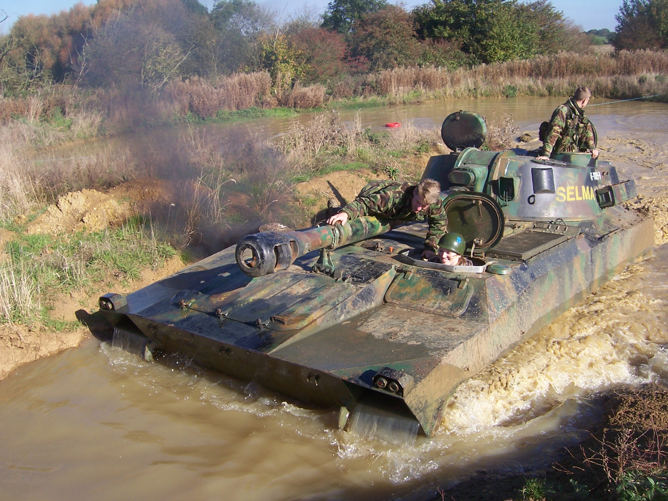 Can You Drive A Tank On The Road The Essential Guide
