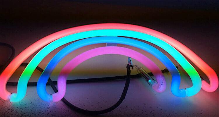 Neon art workshop