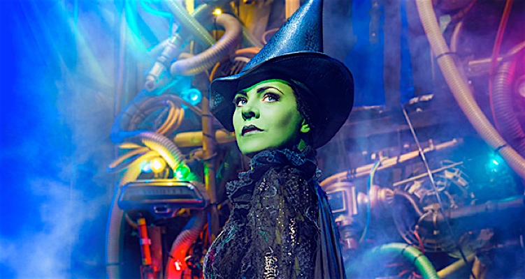 Wicked musical ticket competition