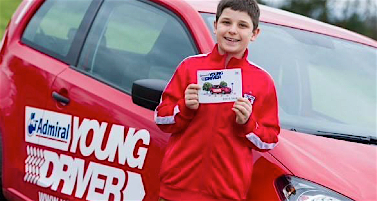 young driver lessons