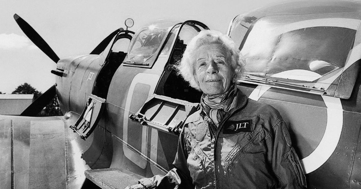 Spitfire Legend Turns 100 A Portrait Of Mary Ellis