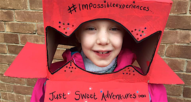 Immi's Sweet Adventure Transporter - every home should have one!