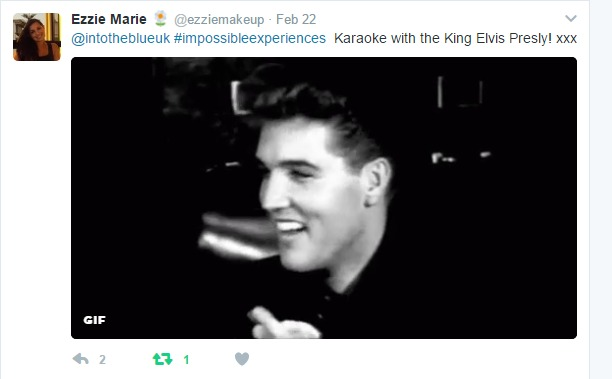 Elvis Impossible Experiences