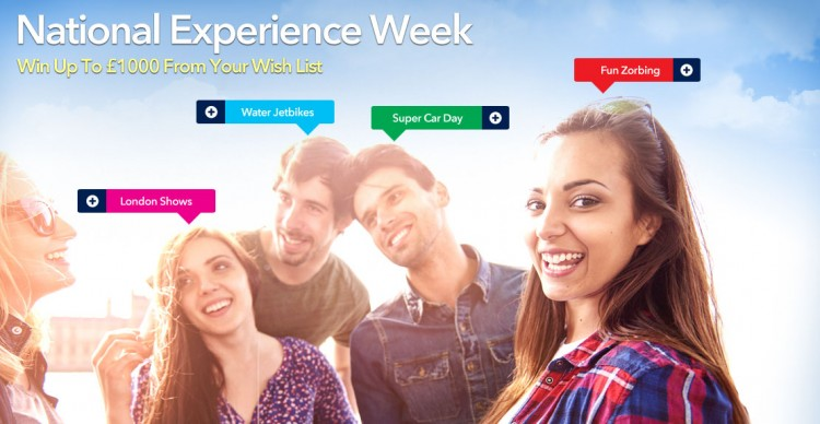National Experience Week 2017