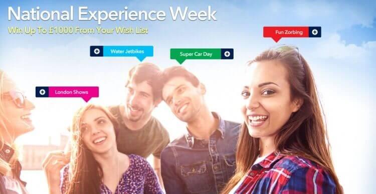National Experience Week 2017