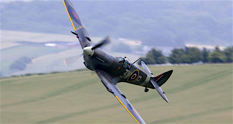 spitfire private display