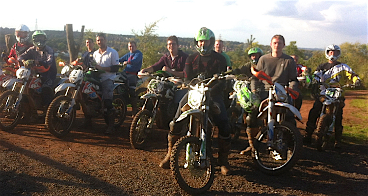 Dirt bikes for dads