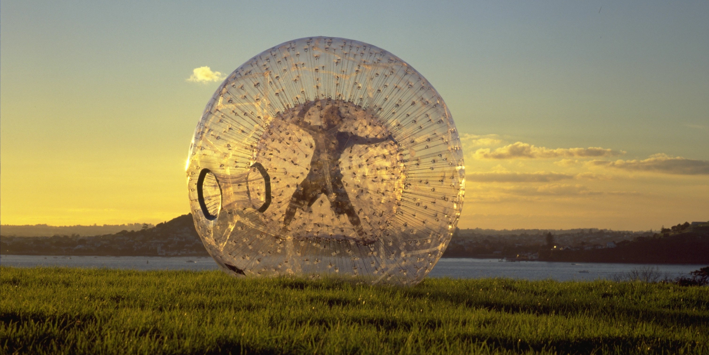 Keep It Rolling – It's Zorbing Time!
