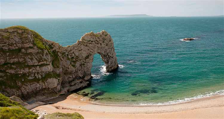 Durdle Door - free days out on the beach