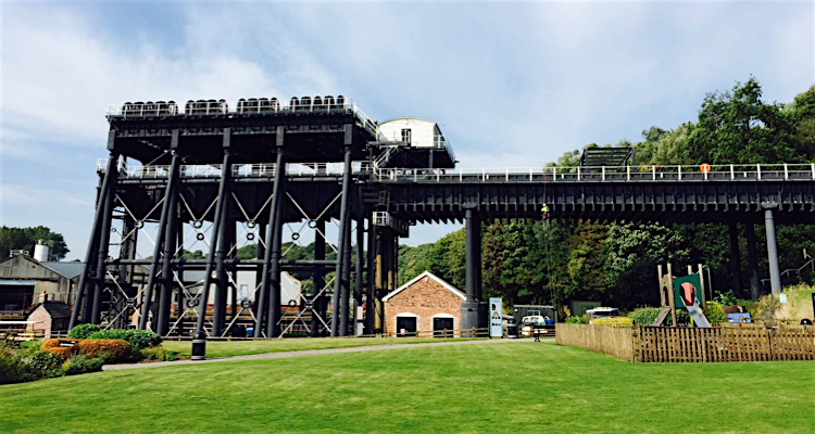 Anderton Lift - days out for free