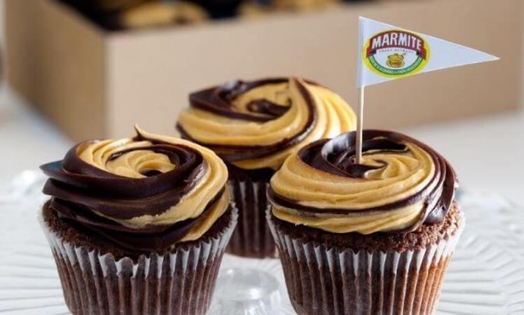 marmite cupcakes