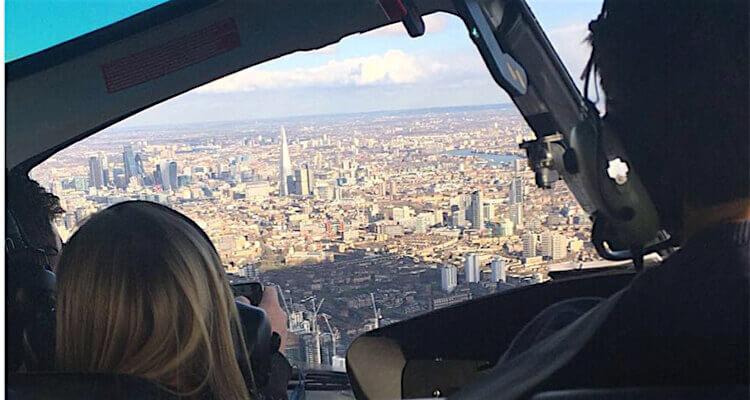 heli adventurous date London