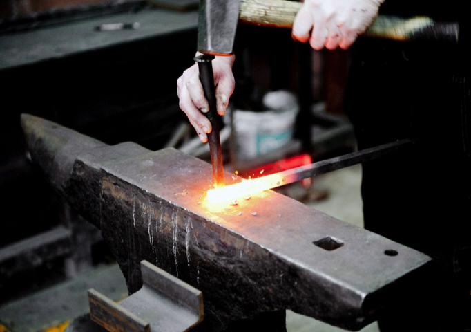 What is a blacksmith