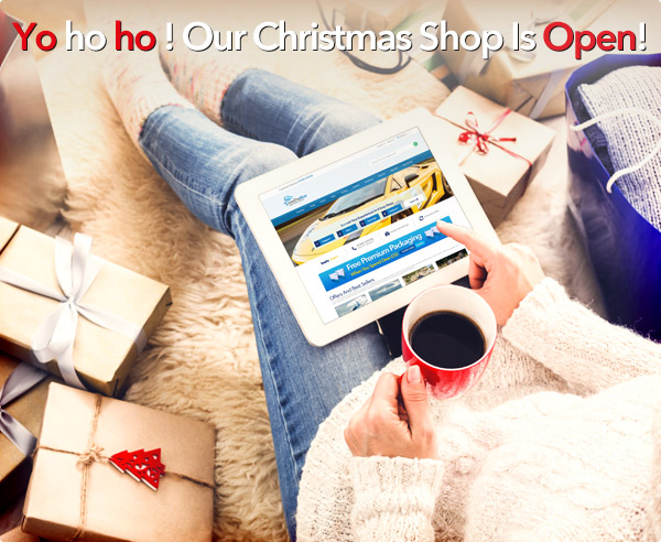 Christmas shop now open