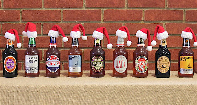 Cheap Christmas gifts beer tour and tasting