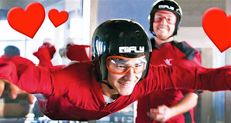 iFLY last minute Valentine's offers