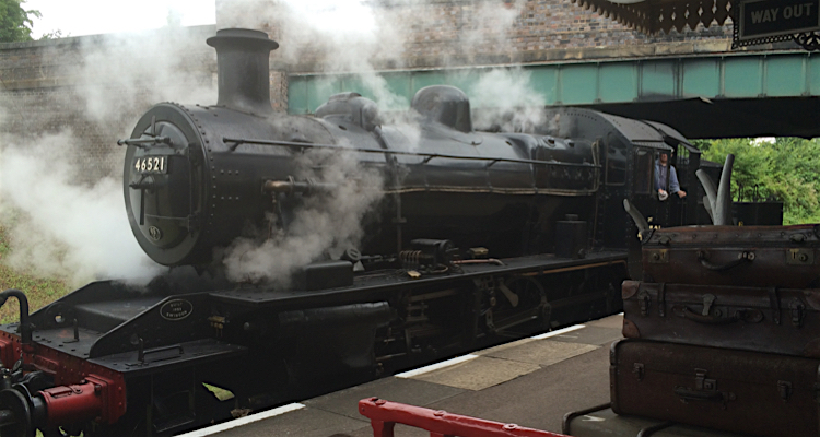 Heritage Railways in the UK - What and Where?