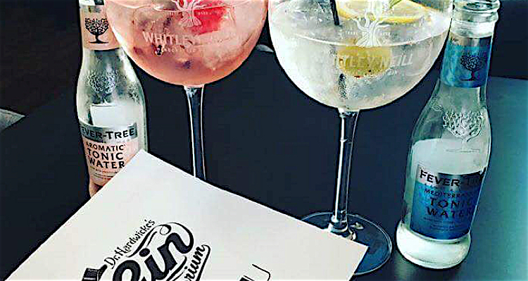 Gin emporium ways to serve your G&T