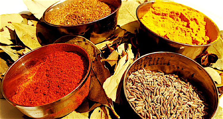 Spices gourmet experiences