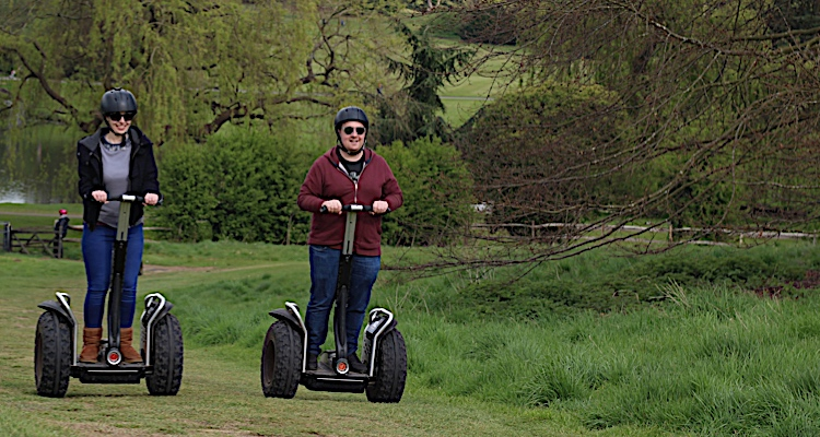 Segway from 29th march