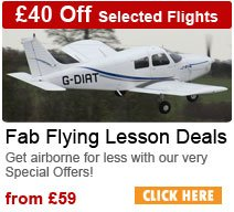 Flying Lesson Deals