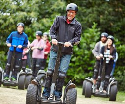 Nationwide Segway for Two