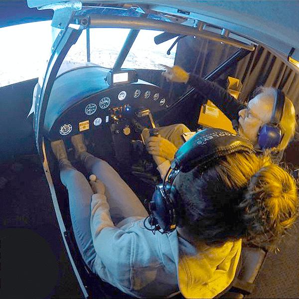 Flight Training Simulator Hampshire