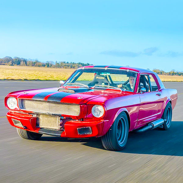 1965 Ford Mustang Experience