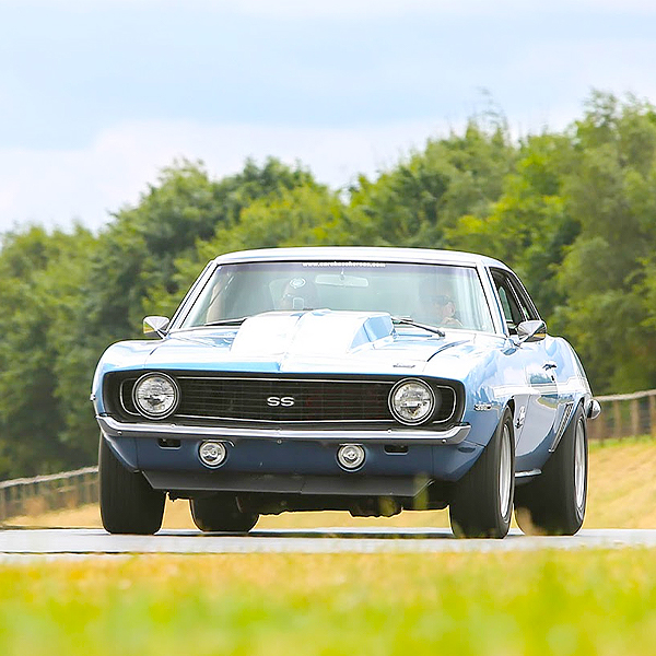 1969 Camaro Ss Driving Experience