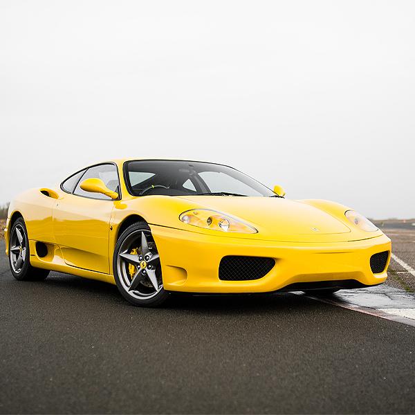 Ferrari 360 Modena Driving Experience