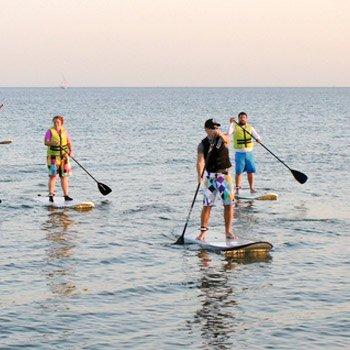 Paddleboarding Brighton
