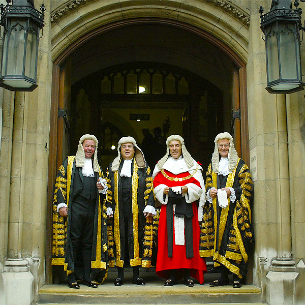 Legal London...