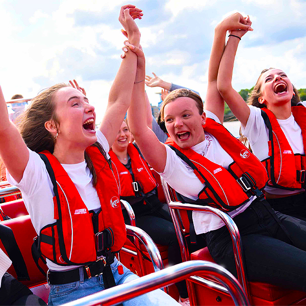 London Speedboat Adventures