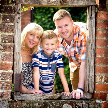 Family Portrait Experience Wiltshire