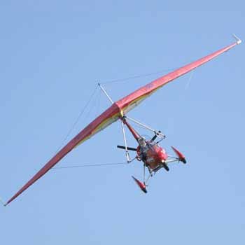 Nationwide Microlight Flying Experience