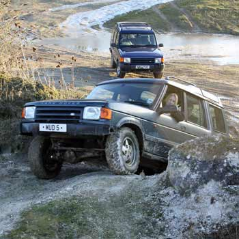 Off Road 4x4 Driving Experience Days