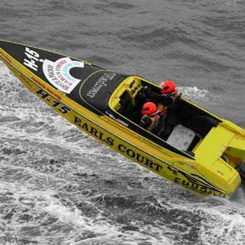 Ultimate Powerboat Day Hants