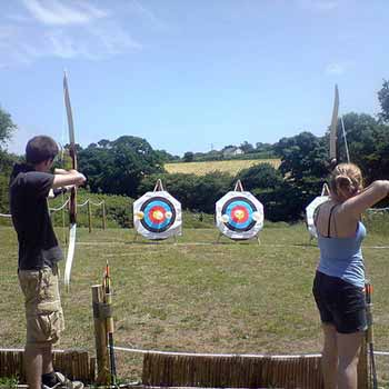 Archery in Cornwall