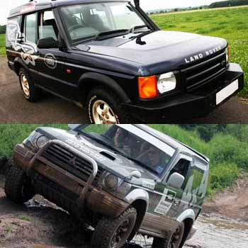 4x4 Drives in Staffordshire