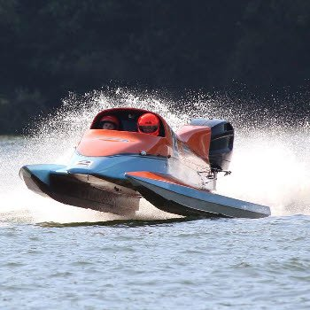 F1 Powerboat Experience