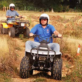 Quad Biking Experience Middlesex