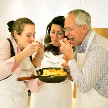 French Gourmet Cookery Course