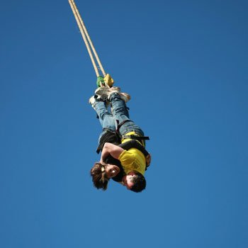 Lovers Leap Tandem Jump With Champagne
